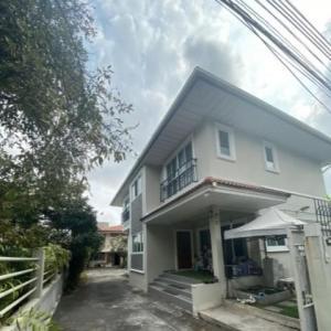 For SaleHouseRama 8, Samsen, Ratchawat : HS336 2 storey house for sale, area 132 sq m., Soi Samsen, Dusit district, convenient transportation