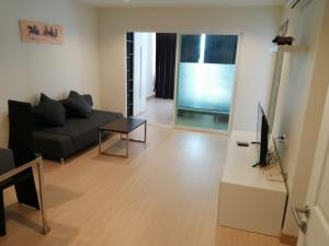 For RentCondoPhuket, Patong : The View Condo Phuket for rent 8,000 baht / month, large room size 49.6 sq.m.