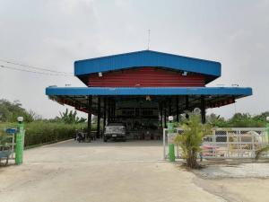 For SaleBusinesses for saleRangsit, Patumtani : Land and buildings for sale near 346 Road, Lat Lum Kaeo District, Pathum Thani Province, area 1 rai 3 ngan 2 sq m.