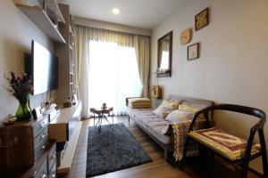 For SaleCondoSapankwai,Jatujak : เจ้าของขายเอง: ขายด่วน!! ออนิกซ์พหลโยธิน size ใหญ่ 40.20 ตรม. ลดราคาเหลือเพียง 5.49 ลบ. เท่านั้น!!! ห้องสวยมาก ชั้น 25 ทิศใต้ วิวเมือง ไม่บล็อค 1 ห้องนอน 1 ห้องน้ำ