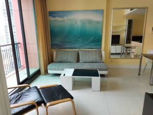 For RentCondoSukhumvit, Asoke, Thonglor : For Rent 租赁式公寓 Aguston Sukhumvit22  1bed 53sq.m. 30,000 THB Tel. 065-9899065