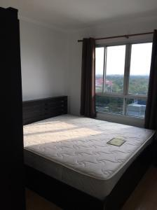 For SaleCondoNawamin, Ramindra : ✅ For sale / rent, Lumpini Ville Ramintra, Laksi, near BTS, size 31.50 sq.m., fully furnished and electrical appliances ✅