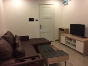 For RentCondoRatchadapisek, Huaikwang, Suttisan : For Rent 租赁式公寓 Supalai Wellington 2 (1bed) 42sq.m. 15,000 THB Tel. 065-9899065