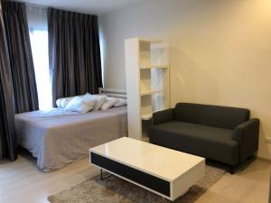 For RentCondoRama9, RCA, Petchaburi : For Rent 租赁 式 公寓 Rhythm Asoke (studio) 25sq.m. 15,000 THB Tel. 065-9899065
