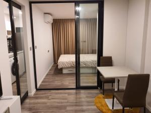 For RentCondoChengwatana, Muangthong : Condo for rent at Moz Chaengwattana (Atmoz Chaengwattana), fully furnished, near MRT Chaengwattana 14