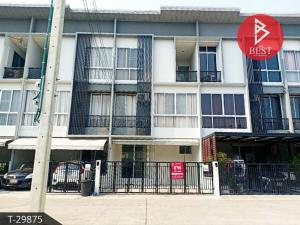 For SaleTownhouseKasetsart, Ratchayothin : Sell townhome Sammakorn Avenue Ramindra-Wongwan (Sammakorn Avenue), Bangkok