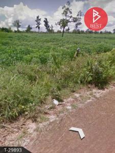 For SaleLandSakon Nakhon : Urgent sale of vacant land area of 29 rai 3 ngan 45.0 square meters, Kham Ta Kla, Sakon Nakhon