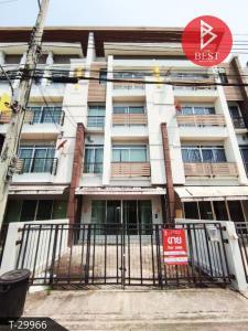 For SaleTownhouseLadprao 48, Chokchai 4, Ladprao 71 : Sell / rent town home 4-storey Baan Klang Muang project Urbanion Ladprao 71, Bangkok