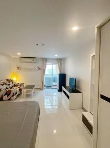 For SaleCondoBangna, Lasalle, Bearing : Condo for sale: Regent Home Bangna, near expressway, fully furnished, ready to move in