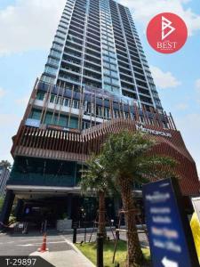 For SaleCondoSamrong, Samut Prakan : Sell / Rent The Metropolis Samrong Interchange, next to BTS Samrong