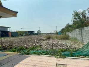 For RentLandLadkrabang, Suwannaphum Airport : Land for rent 1 rai, reclamation and next to Sri Waree Noi Road, Soi Lat Krabang 54