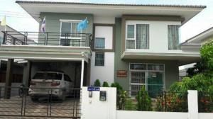 For SaleHouseSamrong, Samut Prakan : House for sale, The Trust Srinakarin - Praksa, Praksa Subdistrict, Mueang District, Samut Prakan.