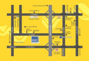 For SaleCondoRattanathibet, Sanambinna : For sale, Plum Condo, Samakkhi, cheap, room 28.52, price 1,150,000 baht