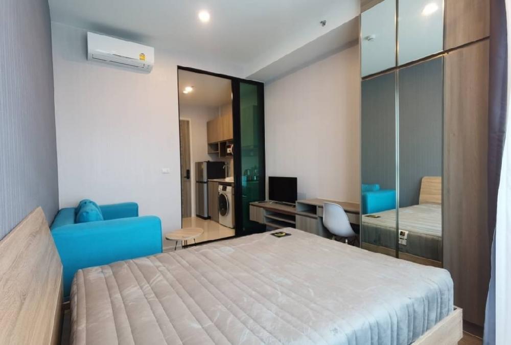เช่าคอนโดรามคำแหง หัวหมาก : ให้เช่า KnightsBridge Collage Ramkhamhaeng 🍁 ห้องใหม่ป้ายแดง 🍁 ประเดิมอยู่คนแรก 🍁 เฟอร์นิเจอร์ครบจ้า ราคาถูกเวอร์ 8000บาท เท่านั้น