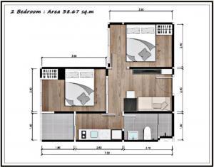For RentCondoRattanathibet, Sanambinna : For Rent Notting Hill Tiwanon-Kaerai (Notting Hill Tiwanon-Kaerai)