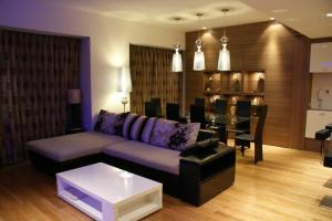 For RentCondoRama3 (Riverside),Satupadit : A.N - For rent, Condo The Pano Rama3, area 137 sq m, 2 bedrooms, 2 bathrooms, along the Chao Phraya River.