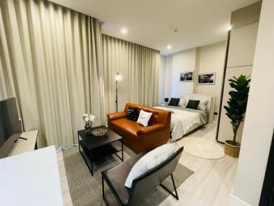 For RentCondoRatchathewi,Phayathai : ✨For Rent Brand New Lavish Studio The Room Phayathai next to BTS✨