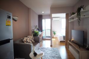 For SaleCondoBangna, Lasalle, Bearing : Buy cheaper than rent. The most beautiful room in the building, 100% salvaged, Condo Opportunity, OKAS Sukhumvit 105, Lasalle 19 (Okas Sukumvit 105)