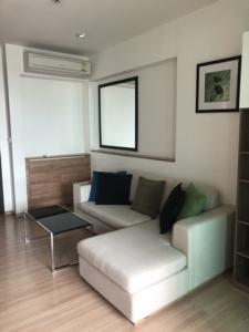 For RentCondoRama9, RCA, Petchaburi : Condo for rent: Rhythm Phahon-Ari, near BTS Ari, 1 bedroom, 45 square meters.