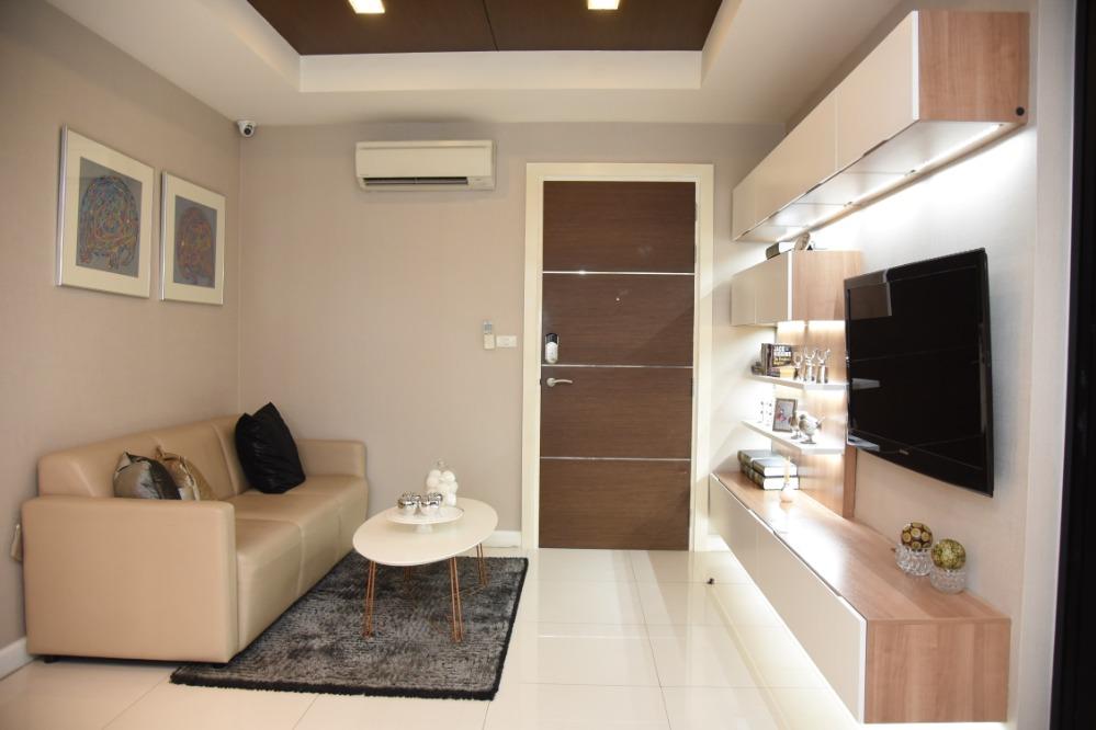 For RentCondoSamrong, Samut Prakan : Condo for rent, Metropolis, luxury condo, next to BTS Samrong
