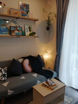 ขายคอนโดสุขุมวิท อโศก ทองหล่อ : ขาย ห้องแต่งครบ 1 ห้องนอน ขนาด 26.5 ทิศเหนือ ชั้น 7 ราคาดีงาม