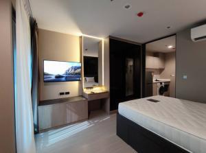 เช่าคอนโดลาดพร้าว เซ็นทรัลลาดพร้าว : 🔥ลดอีก สุดคุ้ม‼️ให้เช่า Life Ladprao ห้อง Modern Room แถมเครื่องฟอกอากาศและเครื่องกรองน้ำ