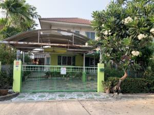 ขายบ้านรังสิต ธรรมศาสตร์ ปทุม : ขายบ้านเดี่ยว ศุภาลัยการ์เด้นวิลล์ ติวานนท์-ปทุมธานี