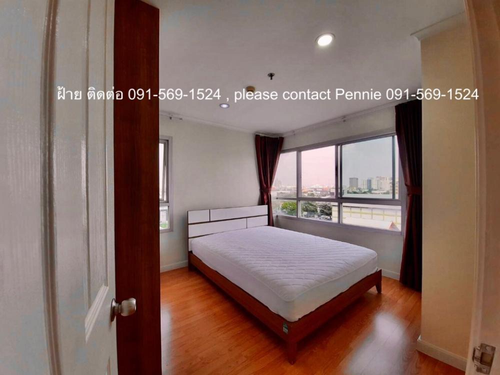 For RentCondoPinklao, Charansanitwong : (Rent) Condo Lumpini Park Pinklao buildind  B, 7 floor ,  city view.