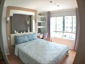 For RentCondoRattanathibet, Sanambinna : 🏰 Condo for rent Lumpini Park Rattanathibet 💫 ❣️ Size 34 square meters ❣️ Built-in furniture, appliances complete.