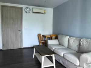 For RentCondoOnnut, Udomsuk : For rent, Sari by Sansiri Sukhumvit 64, fully furnished garden view, 1 bedroom 35 sq m. 15,000 baht.
