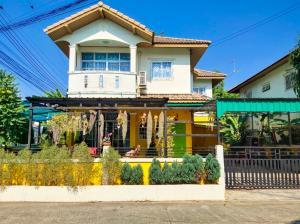 ขายบ้านบางแค เพชรเกษม : ขายบ้านเดี่ยวบางแคหมู่บ้านณิชากรเพชรเกษม63