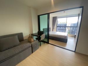 For RentCondoRama9, RCA, Petchaburi : Condo for rent, rise rama 9, beautiful room, fully furnished, free communal, immediate access !!