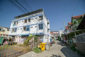 For SaleBusinesses for saleAyutthaya : Sale dormitory Pratunam, Phra In, Chiang Rak Noi, Ayutthaya, good location.