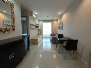 For RentCondoRama9, RCA, Petchaburi : Ready to move in near BTS Nana 1 Bed 47sqm Fully furnished