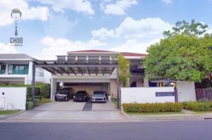 For SaleHousePinklao, Charansanitwong : House for sale 141 sq m Ladawan Ratchaphruek-Pinklao.