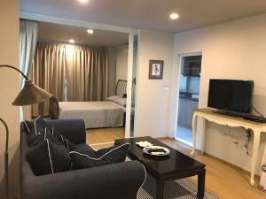 For RentCondoOnnut, Udomsuk : HIVE SUKHUMVIT 65 available again. Corner room, very beautiful.