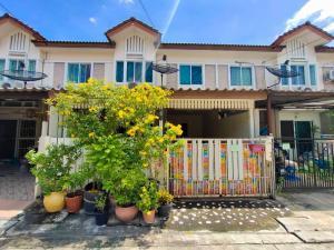 For SaleTownhouseBang kae, Phetkasem : Townhouse for sale Nong Khaem, Pruksa Ville 34, Phetkasem 110.