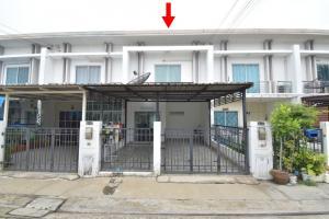 For SaleTownhouseBang kae, Phetkasem : Townhome for sale Nong Khaem, Pruksa Town, Next Petchkasem 81 Village. Fully furnished, ready to move in, 100% recovery
