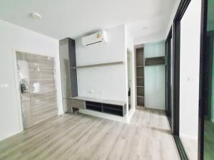 Sale DownCondoBangna, Lasalle, Bearing : Very urgent! Notting Hill Condo, Sukhumvit 105, Building B (front end), 3rd floor, private corner room Not next to the main corridor, near BTS Bearing
