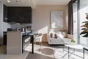 เช่าคอนโดสุขุมวิท อโศก ทองหล่อ : 🔥🔥 ยอมลดราคา  🔥🔥The Esse Asoke 1 Bedroom 37 Sq.m โคตรถูก