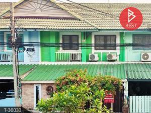For SaleTownhouseSamrong, Samut Prakan : Urgent sale townhouse, Pruksa Village 15, Bang Phli - Tamru, Samut Prakan