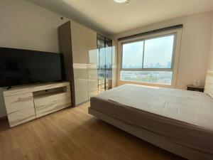 For SaleCondoBang Sue, Wong Sawang : Condo for sale Supalai Veranda Ratchavipha Prachachuen, size 44 sqm., East building, 12th floor, price 3.29 million, near Bang Sue BTS Room ready