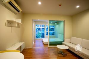 ขายคอนโดเลียบทางด่วนรามอินทรา : ขายคอนโด WE Condo เอกมัย-รามอินทรา แบบ 1 Bedroom ขนาด 32.72 ตร.ม. ราคา 2.45 ล้านบาท