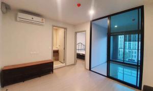 For SaleCondoRatchadapisek, Huaikwang, Suttisan : Condo for sale, Aspire Asoke, Ratchada, Ratchada Soi 3, size 35 sqm., Building B, 5th floor, price 3.95 million, near MRT Rama 9, good location.