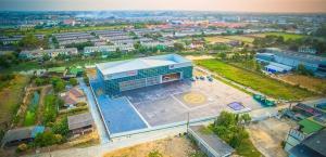 เช่าโกดังแจ้งวัฒนะ เมืองทอง : ให้เช่าถูกมากก สำนักงาน Office ( เช่ารายปี ) พร้อมโกดัง พื้นที่จำนวน 5 ไร่เต็ม พื้นที่ใช้สอย 1750