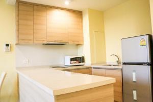 For RentCondoSukhumvit, Asoke, Thonglor : 4773 Condo for rent Aguston Sukhumvit 22 [Aguston Sukhumvit 22] 1 Bed 1 Bathroom Floor 12 50 sq m.