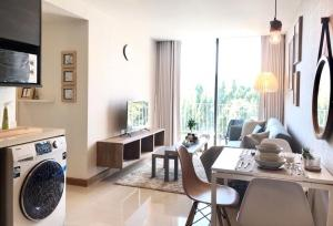 For RentCondoSukhumvit, Asoke, Thonglor : 4324 Condo for rent downtown 49 [Downtown 49] 2 Beds 2 bathrooms, 5th floor, 55.16 sq m.