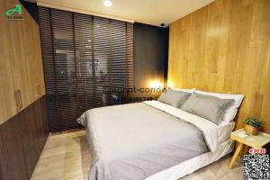 For RentCondoKasetsart, Ratchayothin : Condo for sale / rent, Chambers Chan Lat Phrao-Wang Hin, beautiful room, ready to move in