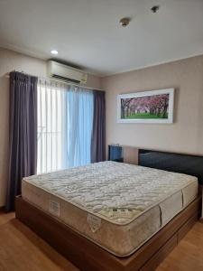 For SaleCondoSapankwai,Jatujak : Condo for sale, U Delight Chatuchak, size 64 sq m. Building A, 22nd floor, 2 bedrooms, price 5.5 million, near BTS Mo Chit, MRT Chatuchak, large room, good location.
