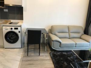 For RentCondoRama9, RCA, Petchaburi : 4927 Condo for rent at Ideo Mobi Asoke [Ideo Mobi Asoke] 1 Bed 1 Bathroom Floor 12 33.7 sq m. FH